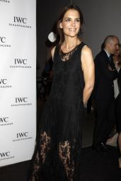 Katie Holmes - IWC Schaffhausen Gala in New York City 4/14/2016