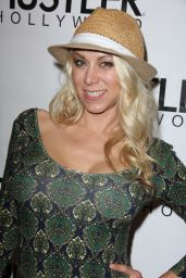 Katie Morgan - Opening of the New Hustler Hollywood 4/9/2016