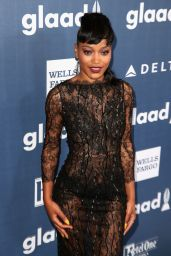 Keke Palmer – 2016 GLAAD Media Awards in Beverly Hills 4/02/2016
