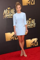 Kelley Jakle - 2016 MTV Movie Awards at Warner Bros. Studios in Burbank