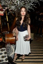 Kelli Berglund – Alice + Olivia Fashion Show at Neuehouse Hollywood in Los Angeles