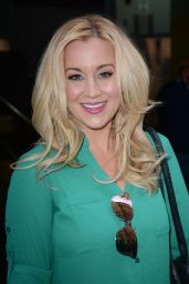 Kellie Pickler - Exits the AOL BUILD Studios NYC 4/18/2016