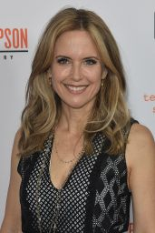 Kelly Preston - The People v O.J. Simpson Mini Series Finale Red Carpet
