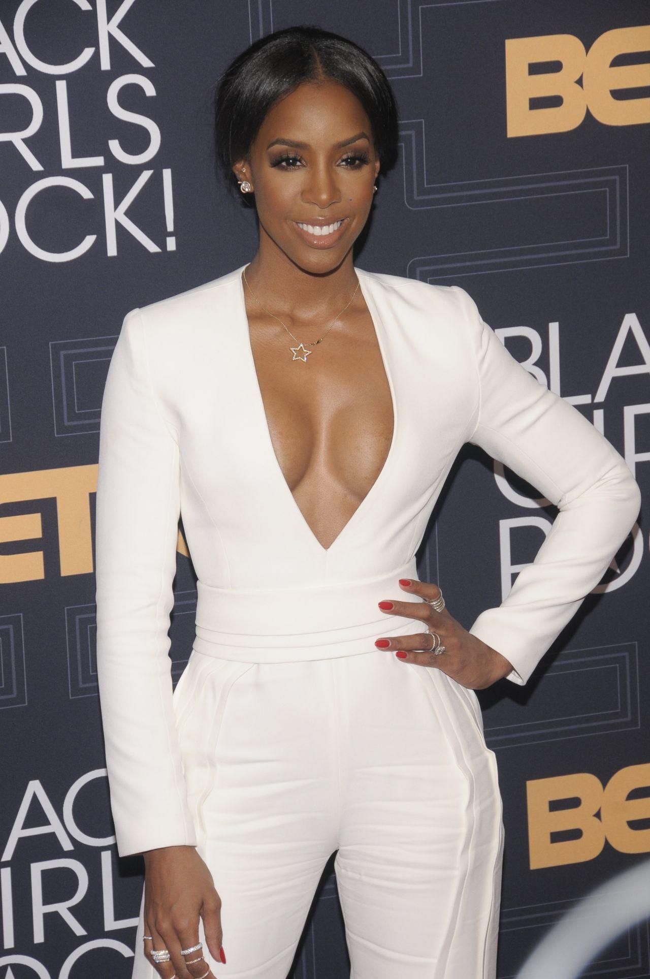 Kelly Rowland - Bet Black Girls Rock In Newark 412016-5740