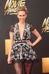 Keltie Knight – 2016 MTV Movie Awards at Warner Bros. Studios in Burbank
