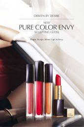 Kendall Jenner - Pure Color Envy Estée Lauder 2016