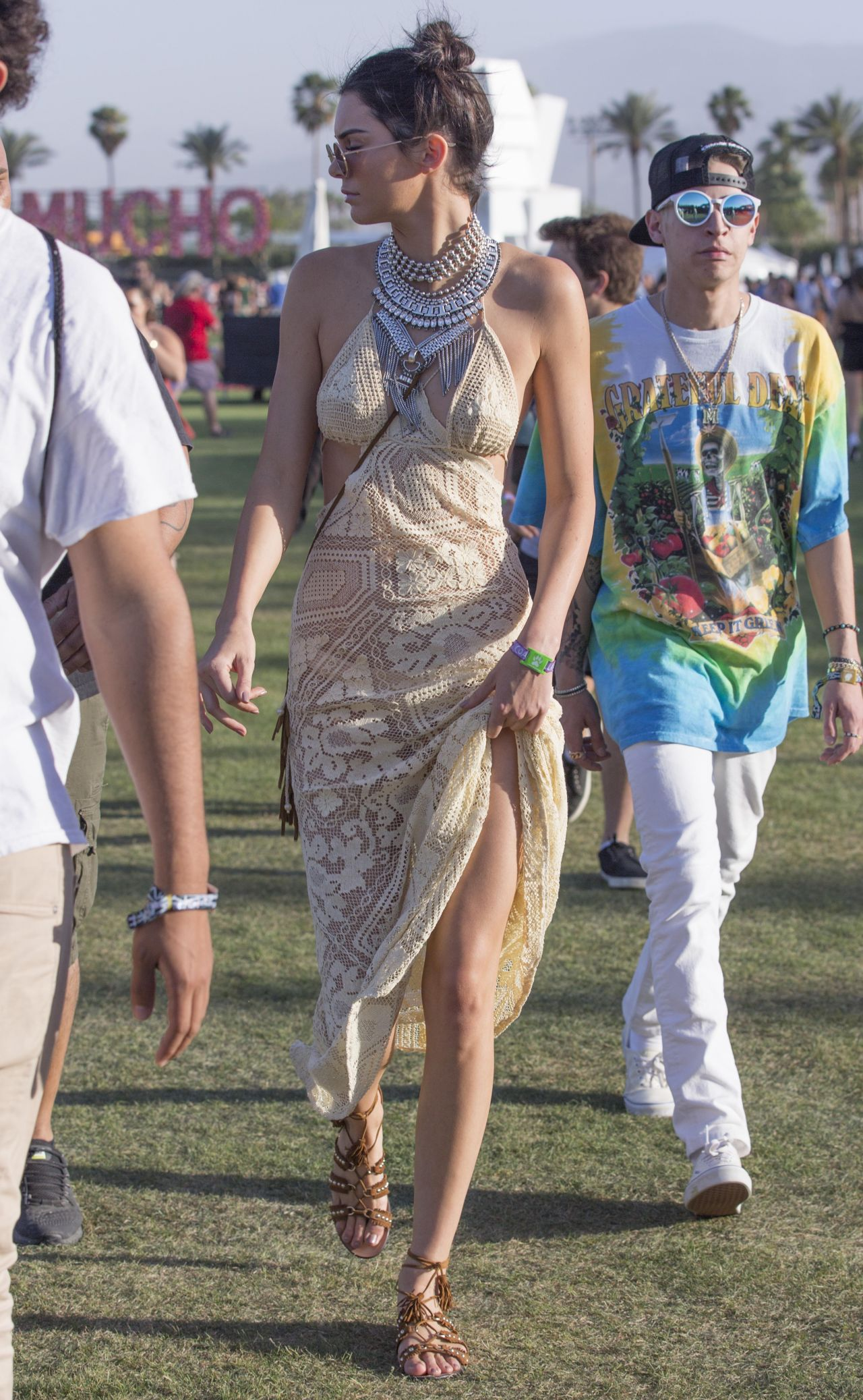 Kendall Jenner The Coachella Valley Music And Arts