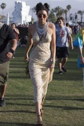 Kendall Jenner - The Coachella Valley Music and Arts Festival 4/15/2016