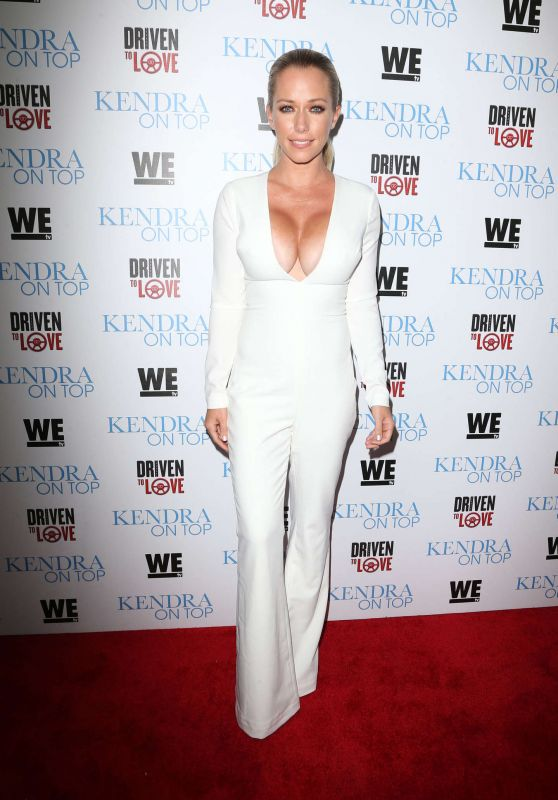 "Kendra Wilkinson - WE TV Celebrates The Premiere Of ""Kendra On Top"" And ""Driven To Love"" in California"