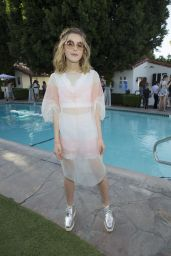 Kiernan Shipka - PopSugar Kickoff Party, Avalon Hotel and Bungalows, Coachella Festival, Indio, CA 4/15/2016