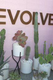 Kiernan Shipka – Revolve Desert House at Coachella 4/16/2016