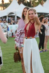 Kimberley Garner - The Coachella Valley Music and Arts Festival 4/15/2016