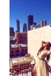 Kira Kosarin - Twitter and Instagram Personal Pics, 4/11/2016