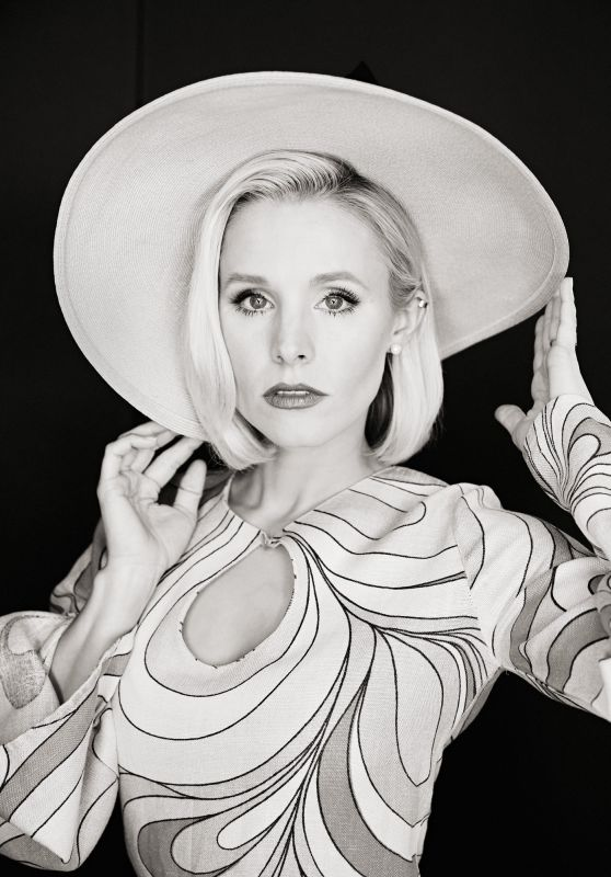 Kristen Bell - Photoshoot for Off Camera 2016