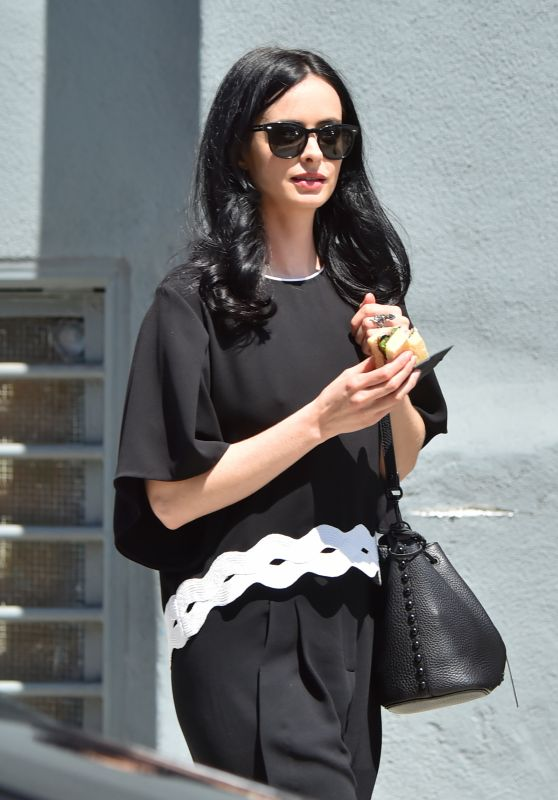 Krysten Ritter - Out in Santa Monica, CA, 4/5/2016