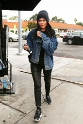 Kylie Jenner at Kabuki Restaruant in Los Angeles, CA 4/8/2016