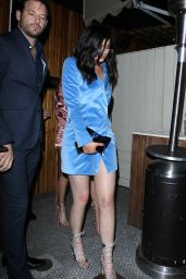 Kylie Jenner Hot Night Out Style - at The Nice Guy in Los Angeles 4/11/2016