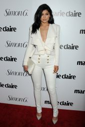 Kylie Jenner – Marie Claire 'Fresh Faces' Party in Los Angeles 4/11/2016