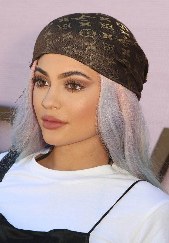 Kylie Jenner – Revolve Desert House at Coachella 4/16/2016