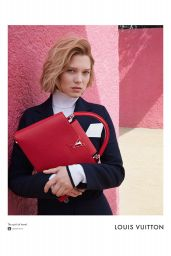 Léa Seydoux‬ - Photoshoot in Cuadra San Cristóbal in Mexico for Louis Vuitton Spirit of Travel 2016