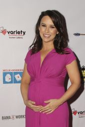 Lacey Chabert -  2016 Milk + Bookies Story Time Celebration at California Market Center in Los Angeles