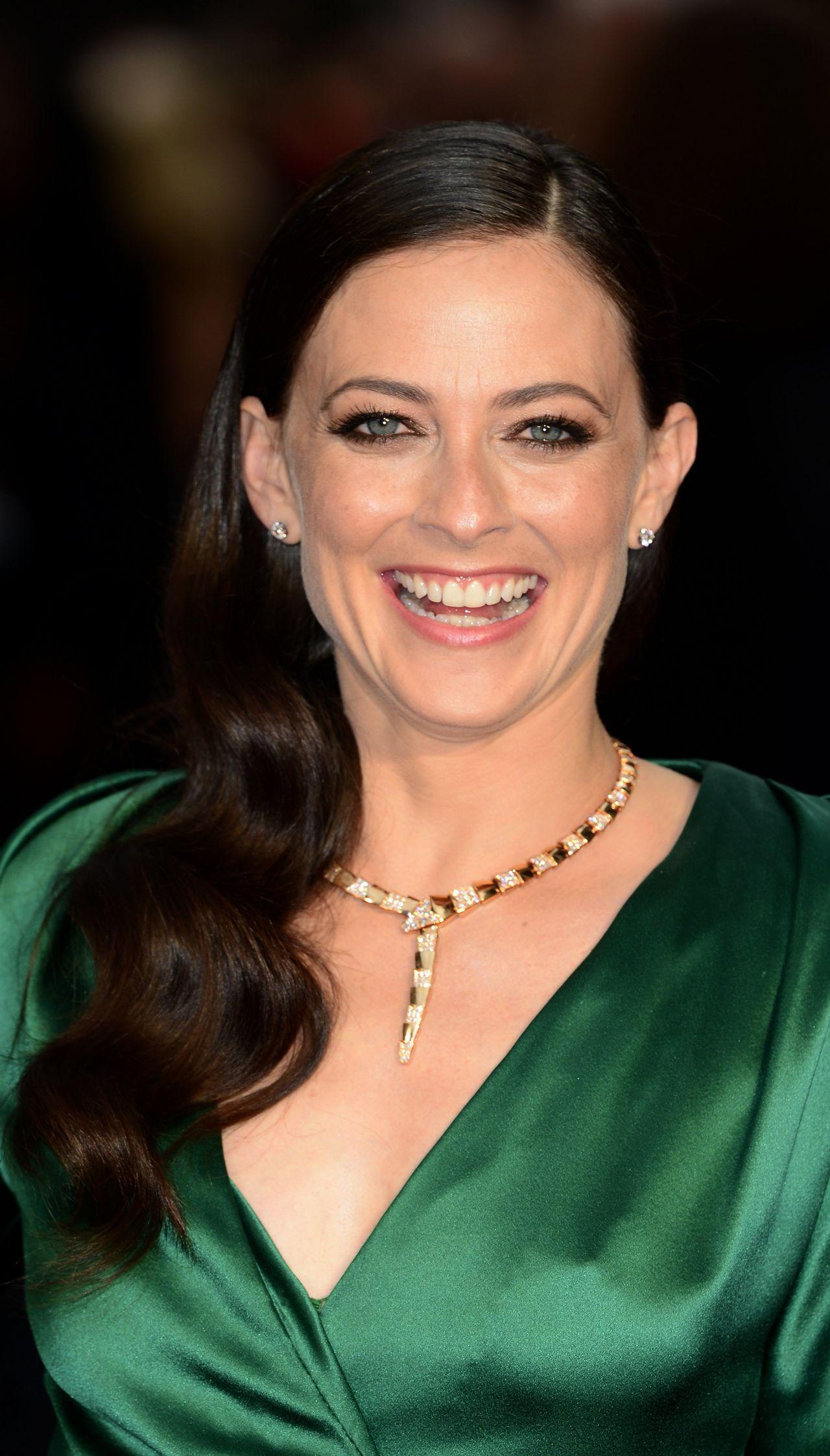 Lara Pulver 2016 Olivier Awards In London Uk