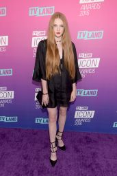 Larsen Thompson - 2016 TV Land Icon Awards in Santa Monica