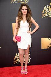 Laura Marano – 2016 MTV Movie Awards in Burbank, CA