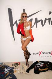 Lauren Nessie in a Bikini - Paradise House Presented By Interview in Palm Springs 4/17/2016