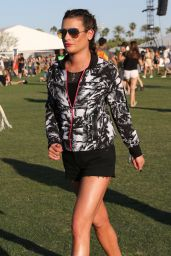 Lea Michele - Coachella Valley Music and Arts Festival 2016 in Indio - Day 2