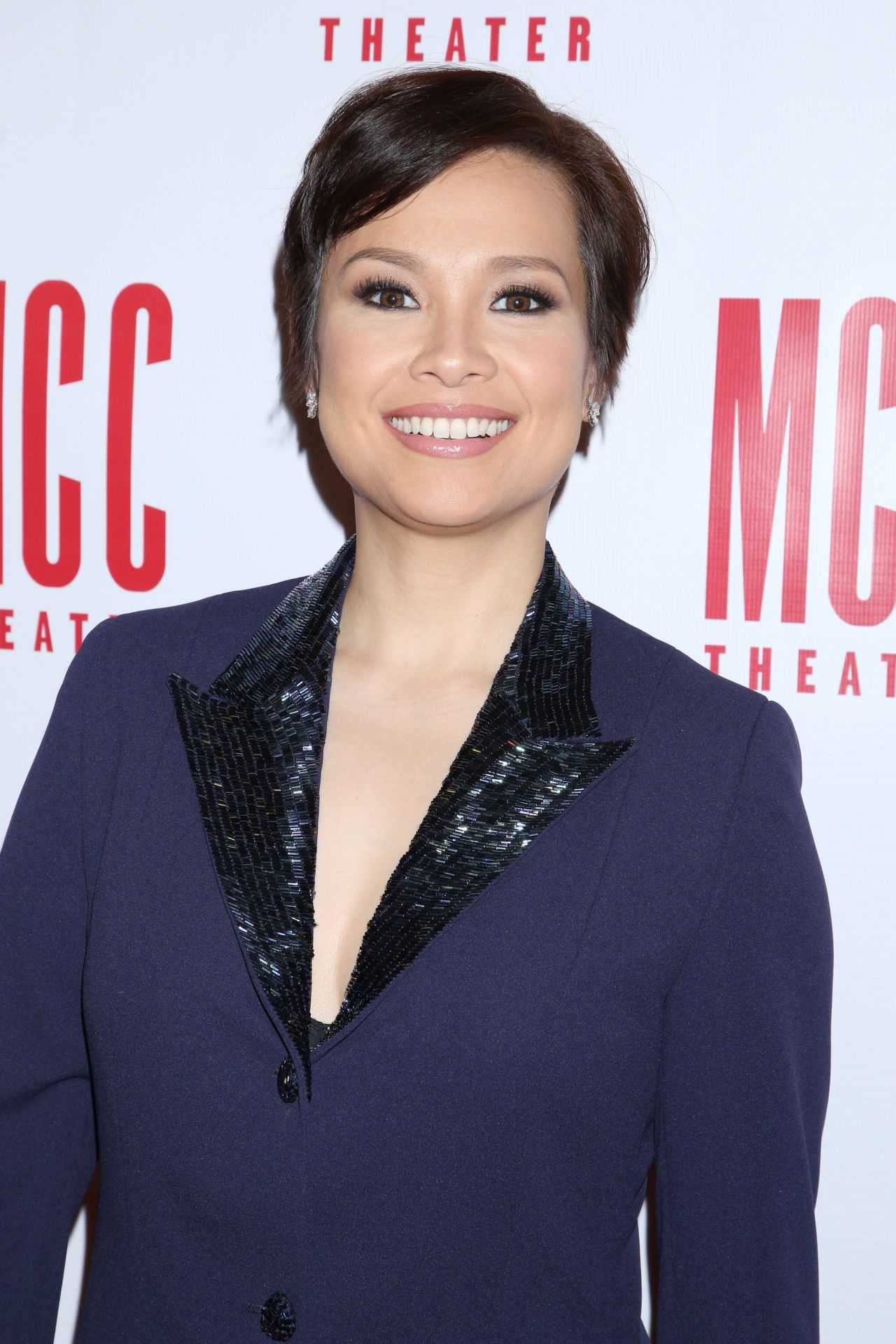 Lea Salonga - 2016 Miscast Gala at the Hammerstein ... Anna Paquin Twitter