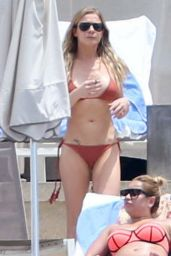 LeAnn Rimes Hot in a Bikini - at a Pool in Cabo San Lucas 4/22/2016