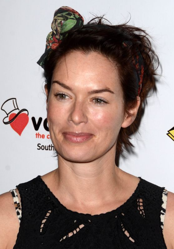 Lena Headey – 2016 Milk + Bookies Story Time Celebration at California Market Center in Los Angeles