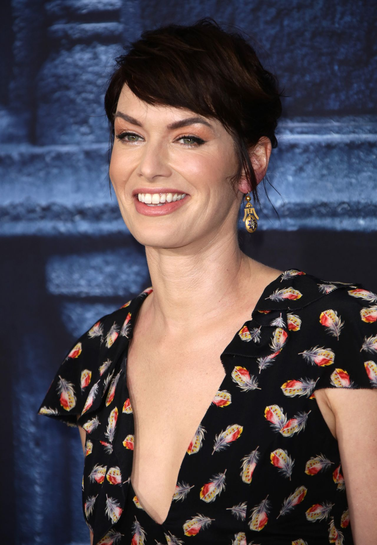 Lena Headey - 'Game of Thrones' Season 6 Premiere in Los ...
