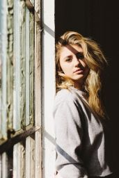 Lia Marie Johnson - Local Wolves Issue 36, April 2016