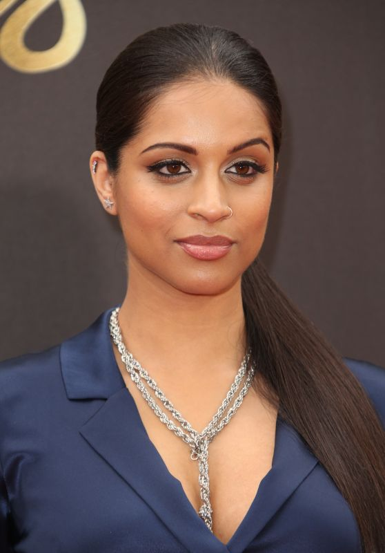 Lilly Singh – 2016 MTV Movie Awards at Warner Bros. Studios in Burbank