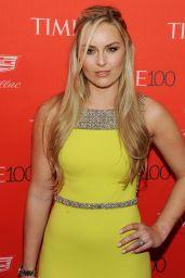 Lindsey Vonn - 2016 Time 100 Gala in New York City