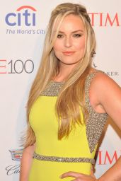 Lindsey Vonn - 2016 Time 100 Gala in New York City
