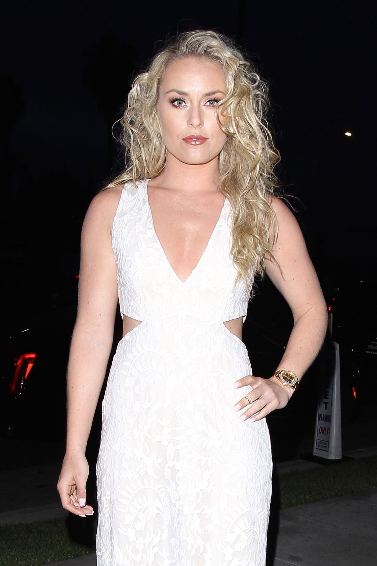 Lindsey Vonn Looks Stunning - at NeueHouse in Hollywood 4 ...