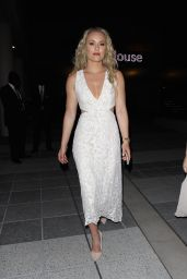 Lindsey Vonn Looks Stunning - at NeueHouse in Hollywood 4/13/2016