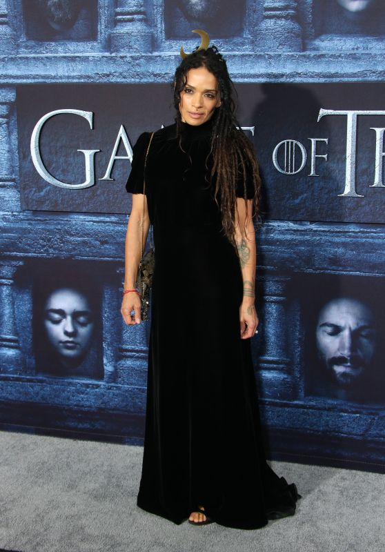Lisa Bonet – 'Game of Thrones' Season 6 Premiere in Los Angeles