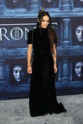 Lisa Bonet – 'Game of Thrones' Season 6 Premiere in Los Angeles