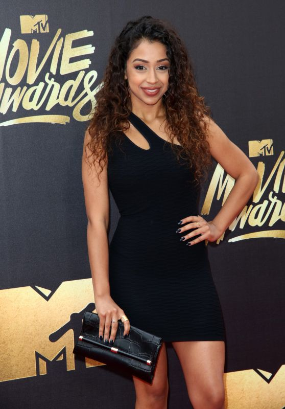 Liza Koshy - 2016 MTV Movie Awards at Warner Bros. Studios in Burbank