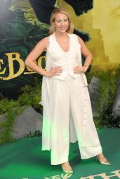 Lydia Bright – 'The Jungle Book' European Premiere at BFI IMAX in London