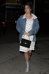 Maia Mitchell Night Out - the Nice Guy in Los Angeles, 4/6/2016