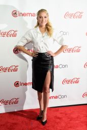 Maika Monroe - The CinemaCon Big Screen Achievement Awards in Vegas 4/14/2016