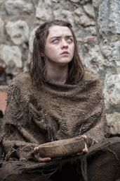 Maisie Williams - Game of Thrones Season 6 Stills & Promos