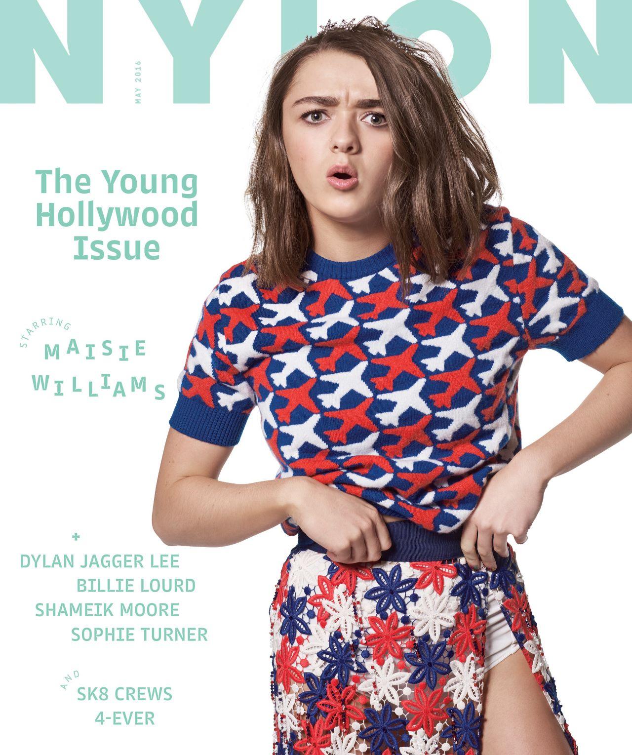 Nylon Nylon Magazine 19