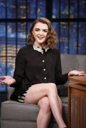 Maisie Williams - on