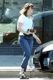 Mandy Moore - Out in Hollywood 4/16/2016
